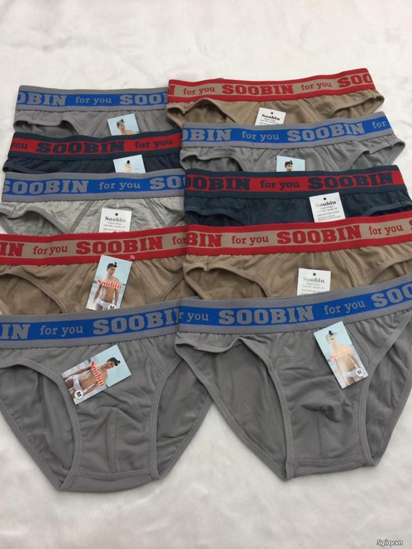 quần lót nam cao cấp giá chỉ từ 25k 30k 35k 40k - 8