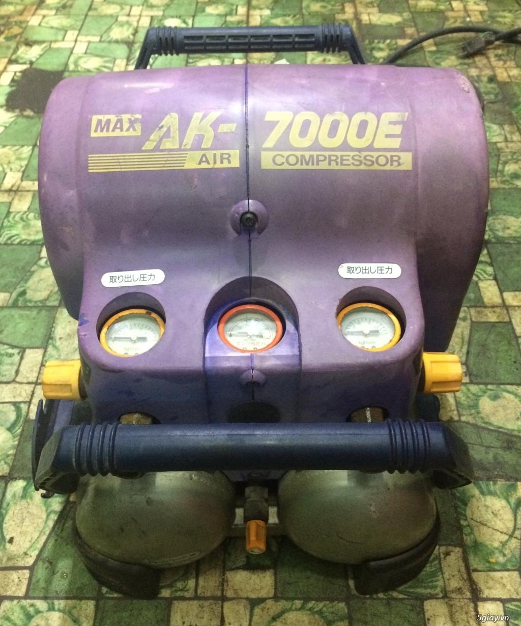 Máy nén khí mini dân dụng xuất xứ Nhật - 6