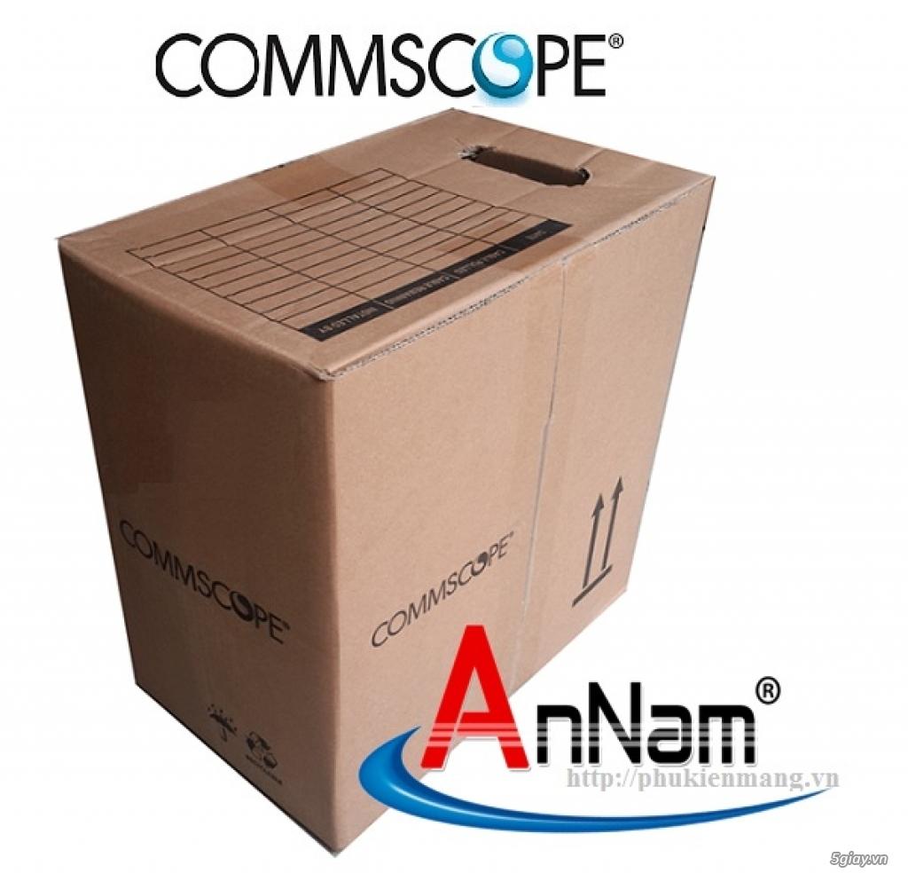 Cáp mạng Commscope Cat5e Mã 6-219590-2 UTP AMP Category5e - 21