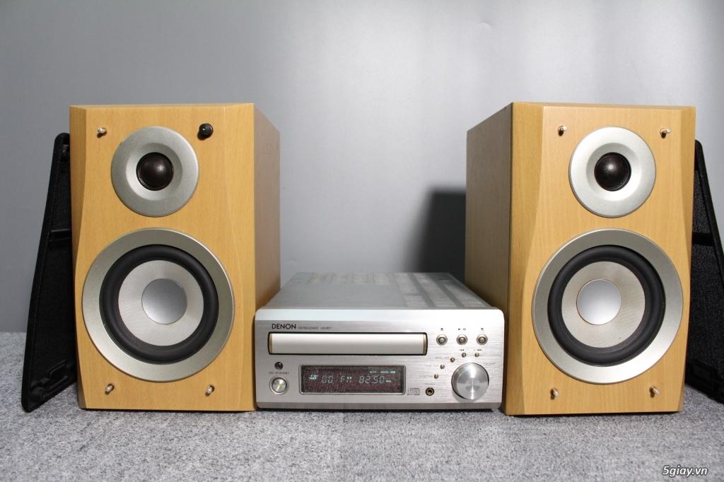 Máy nghe nhạc MINI Nhật đủ các hiệu: Denon, Onkyo, Pioneer, Sony, Sansui, Kenwood - 12