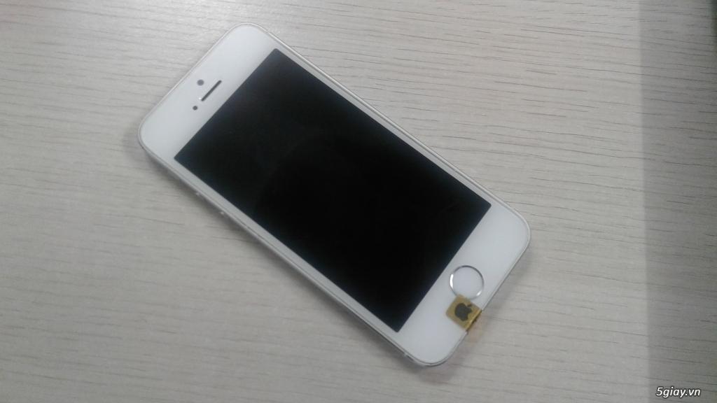 [Táo Vui Apple]Cần bán iphone 5s