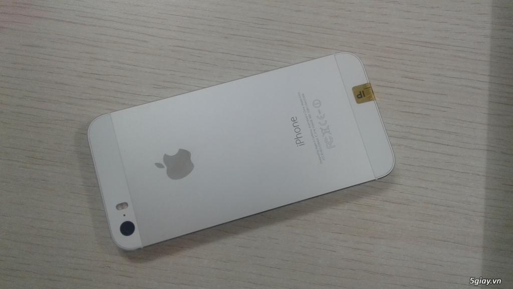 [Táo Vui Apple]Cần bán iphone 5s - 1