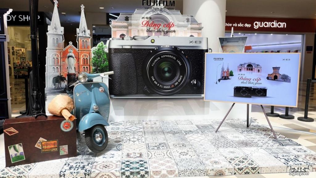 Ra mắt Fujifilm X-E3 tại thị trường Việt Nam - 207534