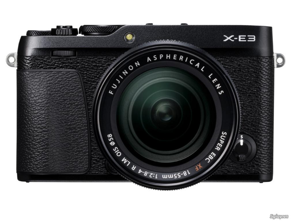 Ra mắt Fujifilm X-E3 tại thị trường Việt Nam - 207535