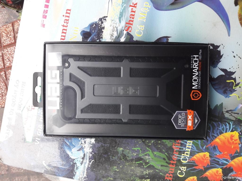 Ốp lưng siêu xịn uag cho iphone 6plus /7plus/8plus - 1