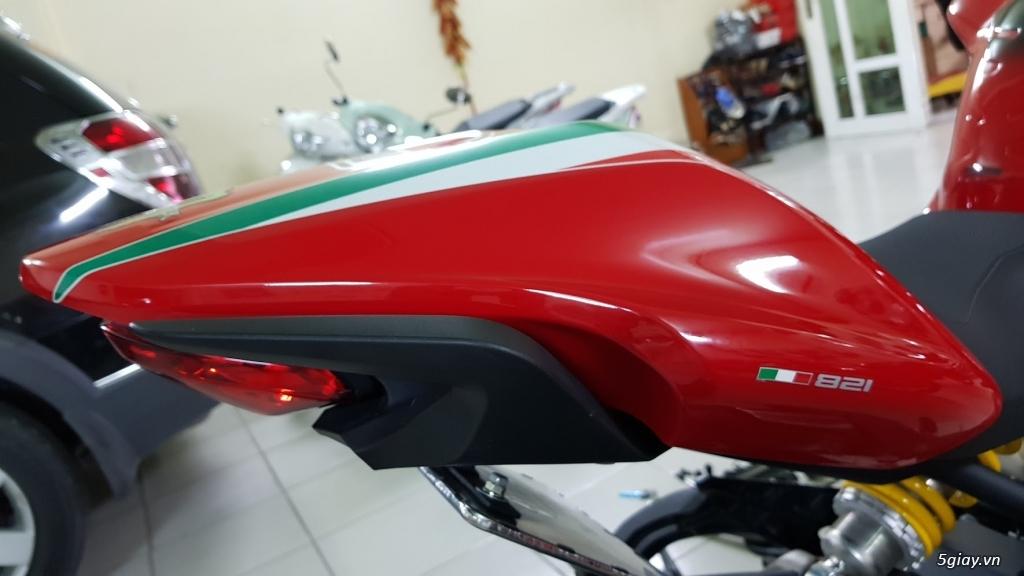 Ban Ducati Monster 821 ABS thang 52017 chinh hang Saigon so VIP - 11