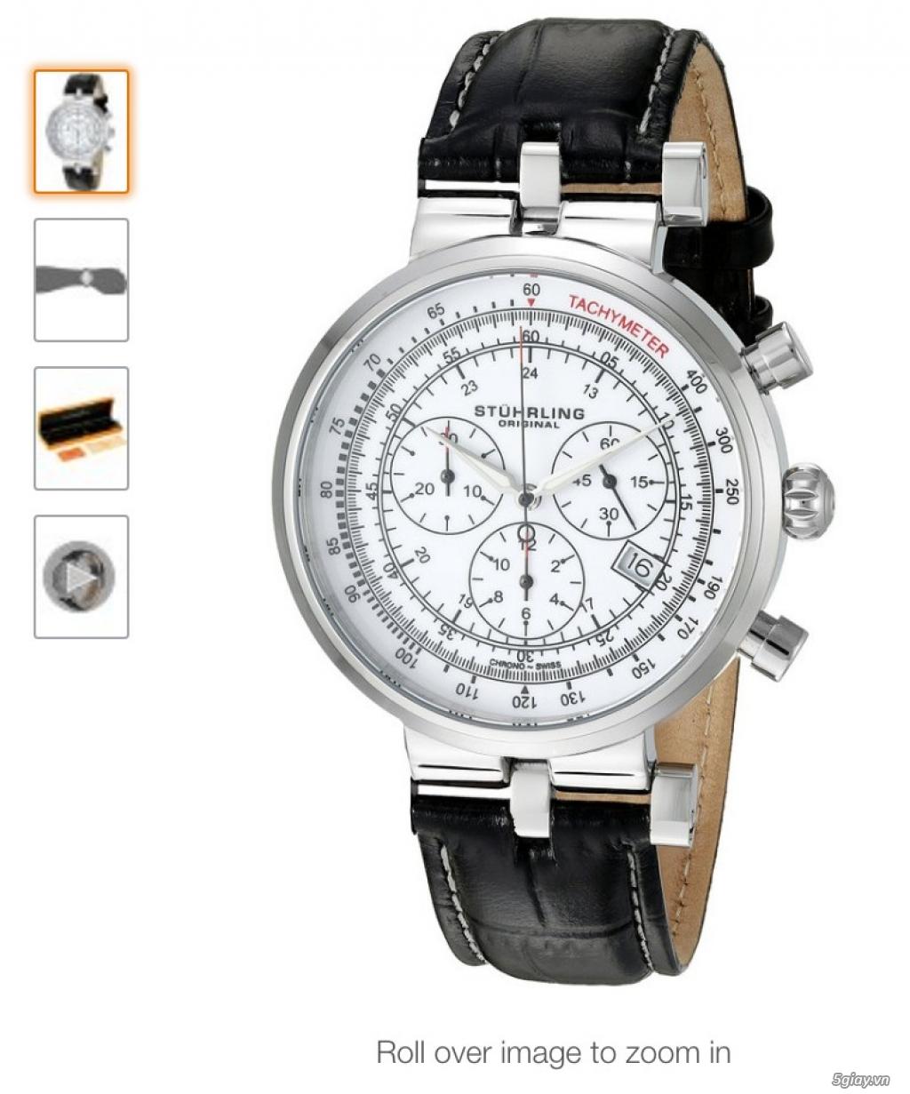 Cần thanh lý vài em đồng hồ giá tốt. New 100% (Fullbox)