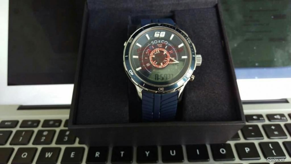 Cần thanh lý vài em đồng hồ giá tốt. New 100% (Fullbox) - 5