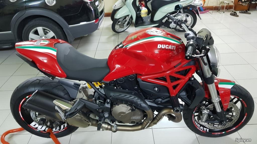 Ban Ducati Monster 821 ABS thang 52017 chinh hang Saigon so VIP - 12