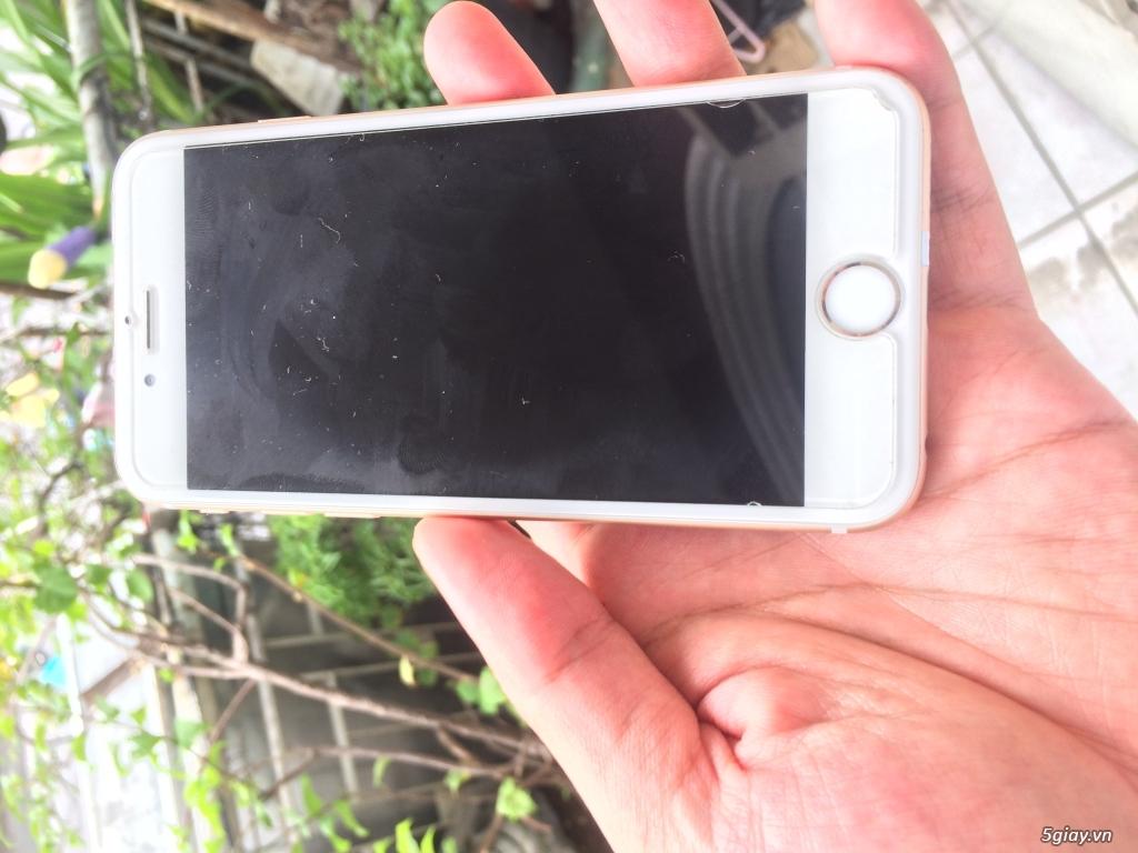 phone 6 Lock Nhật 64G Gold - 4