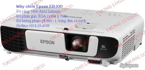 Cần bán máy chiếu Epson EB-X41 chính hãng giá tốt