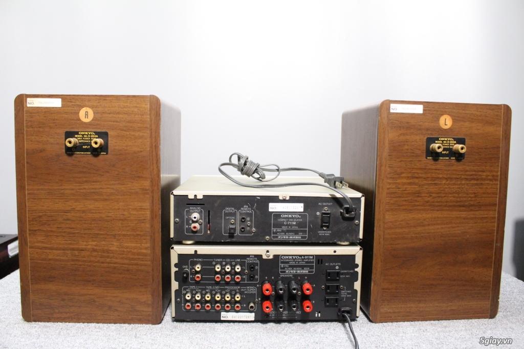 Máy nghe nhạc MINI Nhật đủ các hiệu: Denon, Onkyo, Pioneer, Sony, Sansui, Kenwood - 37