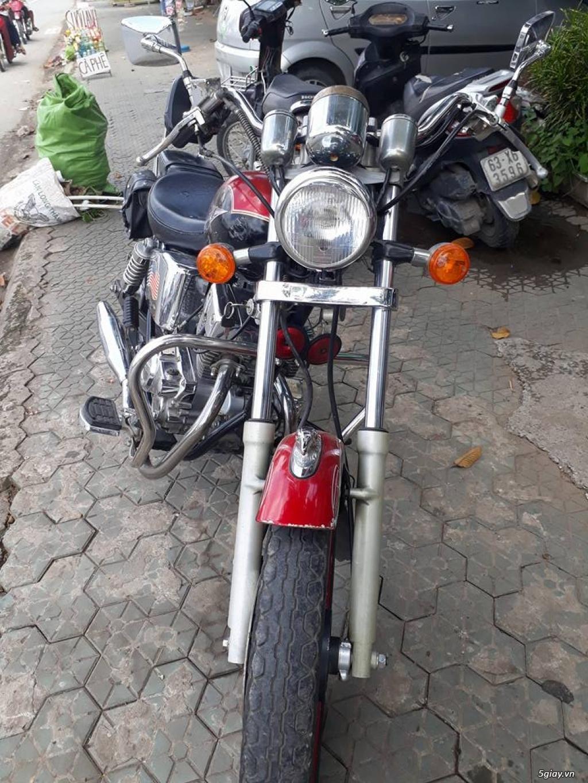 Mô tô Rebel 125cc . Xe đẹp và phong cách cổ điển. - 3