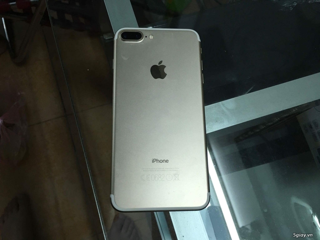 Iphone 7 plus gold 32 gb