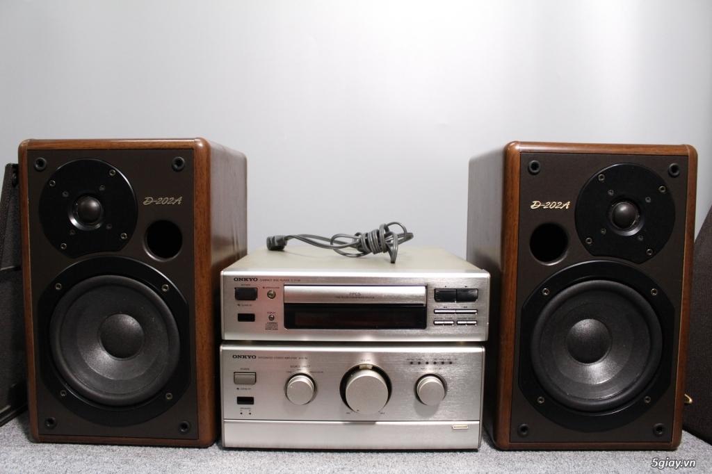 Máy nghe nhạc MINI Nhật đủ các hiệu: Denon, Onkyo, Pioneer, Sony, Sansui, Kenwood - 36
