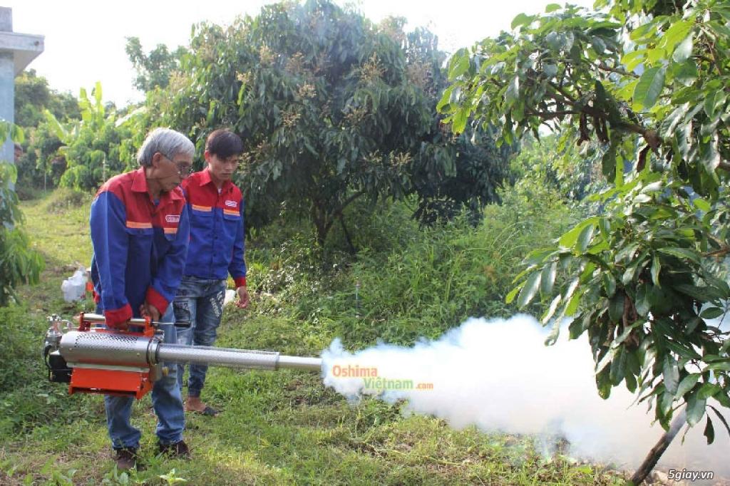 Mua máy phun khói Hàn quốc ở đâu; Mua máy phun khói Nhật bản - 3