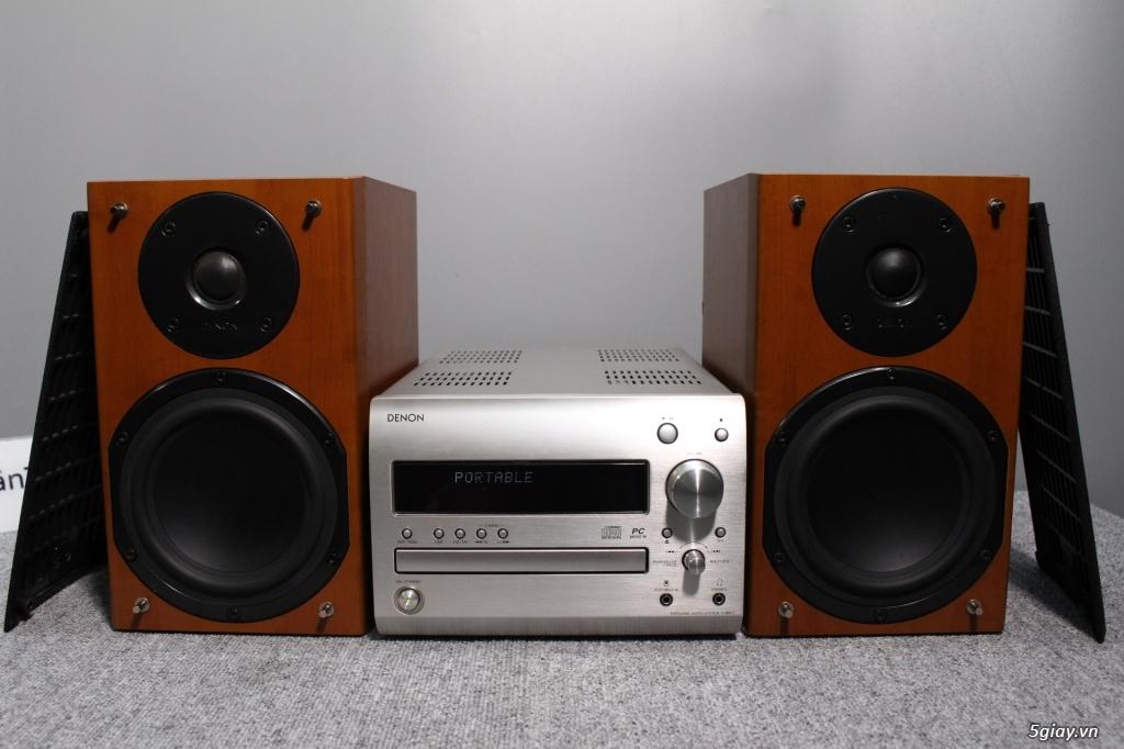 Máy nghe nhạc MINI Nhật đủ các hiệu: Denon, Onkyo, Pioneer, Sony, Sansui, Kenwood - 34