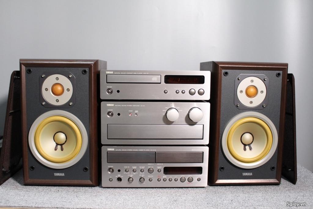 Máy nghe nhạc MINI Nhật đủ các hiệu: Denon, Onkyo, Pioneer, Sony, Sansui, Kenwood - 15