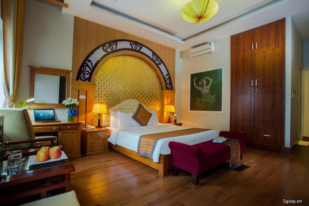 Khách sạn giá rẻ gần Trường Đại học y Hà Nội