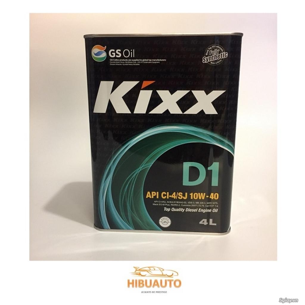 Chuyên cung cấp Nhớt KIXX, MOBIL chính hãng 100% - GIÁ CỰC TỐT !!! - 3