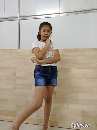 Quần jean trẻ em cao cấp madeinvietnam - 8
