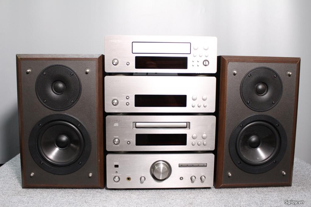 Máy nghe nhạc MINI Nhật đủ các hiệu: Denon, Onkyo, Pioneer, Sony, Sansui, Kenwood - 30