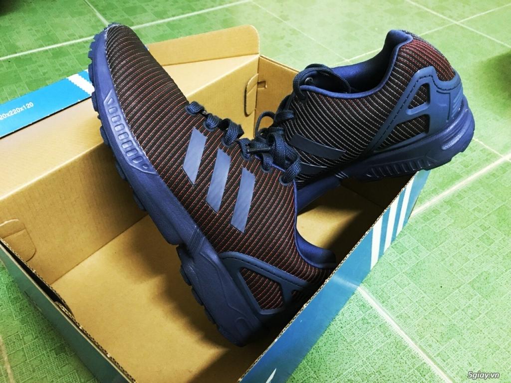 1 đôi Adidas ZX Flux Blue rẻ bèo
