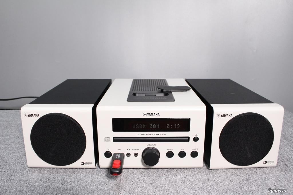Máy nghe nhạc MINI Nhật đủ các hiệu: Denon, Onkyo, Pioneer, Sony, Sansui, Kenwood - 32