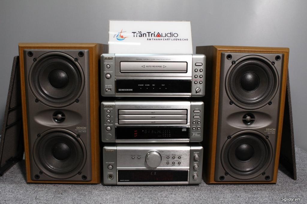 Máy nghe nhạc MINI Nhật đủ các hiệu: Denon, Onkyo, Pioneer, Sony, Sansui, Kenwood - 14