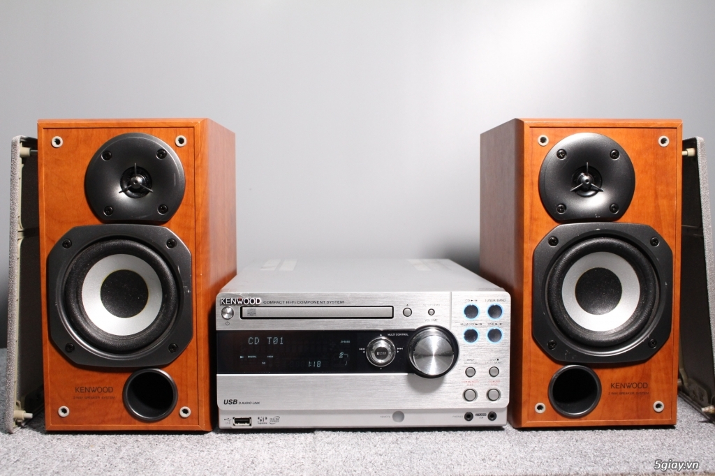Máy nghe nhạc MINI Nhật đủ các hiệu: Denon, Onkyo, Pioneer, Sony, Sansui, Kenwood - 6