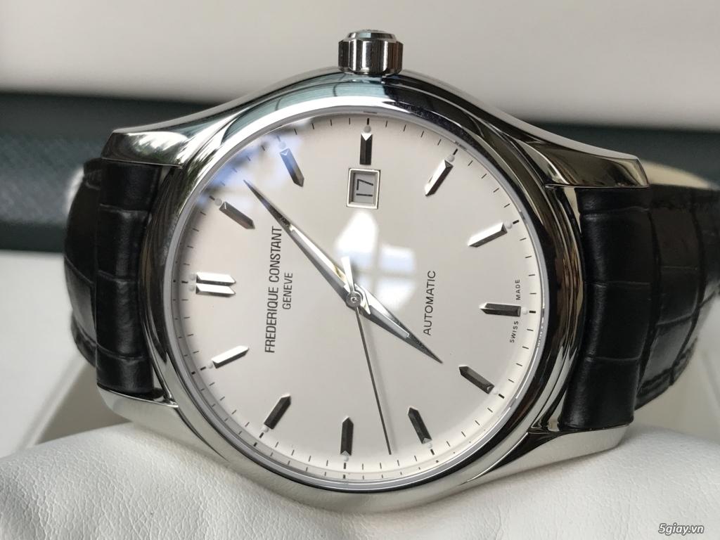 Đồng hồ chính hãng Thụy Sỹ Fc, Raymond Weil, Edox - 24
