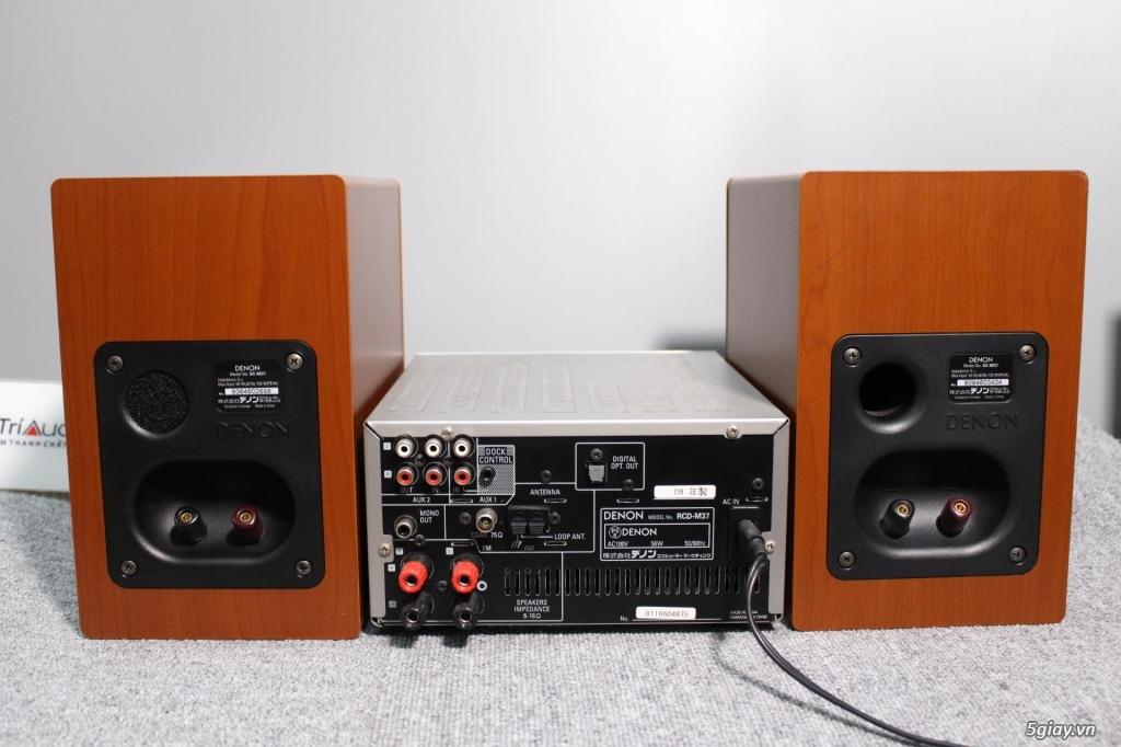 Máy nghe nhạc MINI Nhật đủ các hiệu: Denon, Onkyo, Pioneer, Sony, Sansui, Kenwood - 5