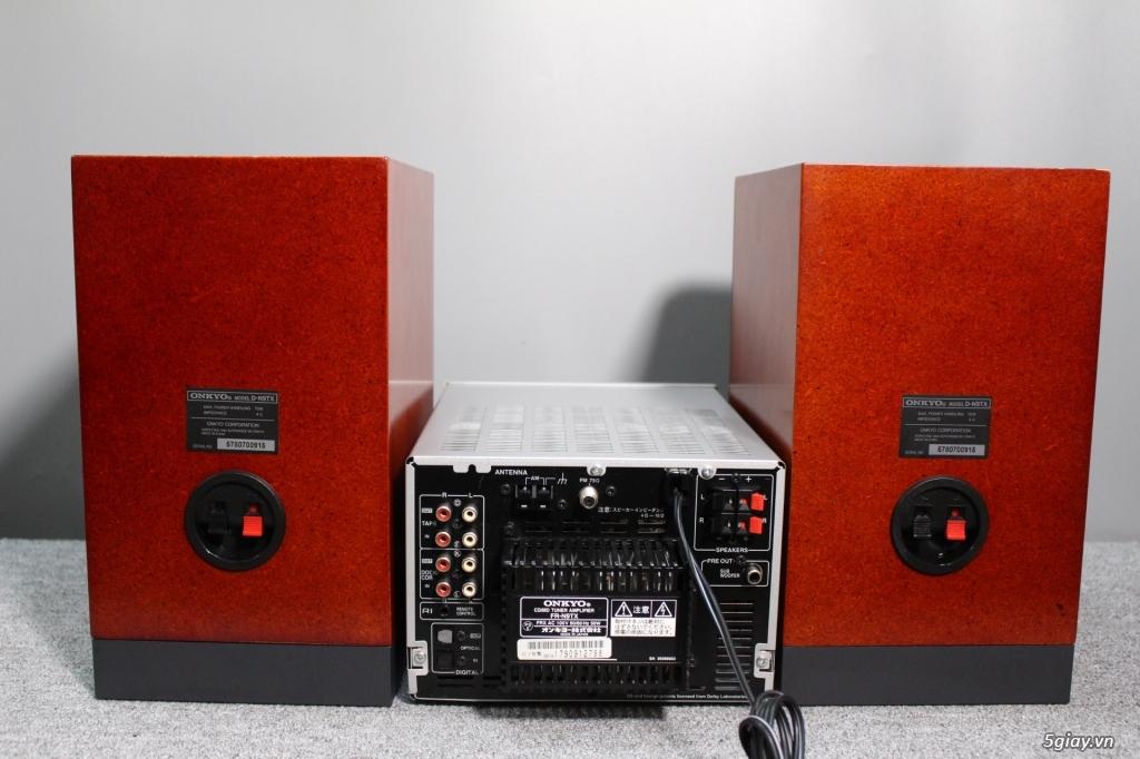 Máy nghe nhạc MINI Nhật đủ các hiệu: Denon, Onkyo, Pioneer, Sony, Sansui, Kenwood - 8