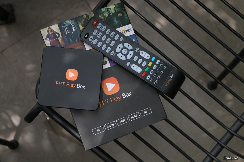 FPT Play Box Giá chỉ còn 1.590.000 vnđ - 10
