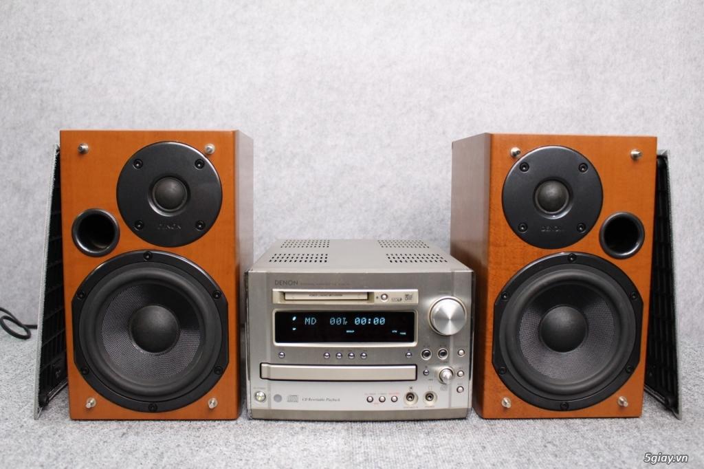 Máy nghe nhạc MINI Nhật đủ các hiệu: Denon, Onkyo, Pioneer, Sony, Sansui, Kenwood - 11