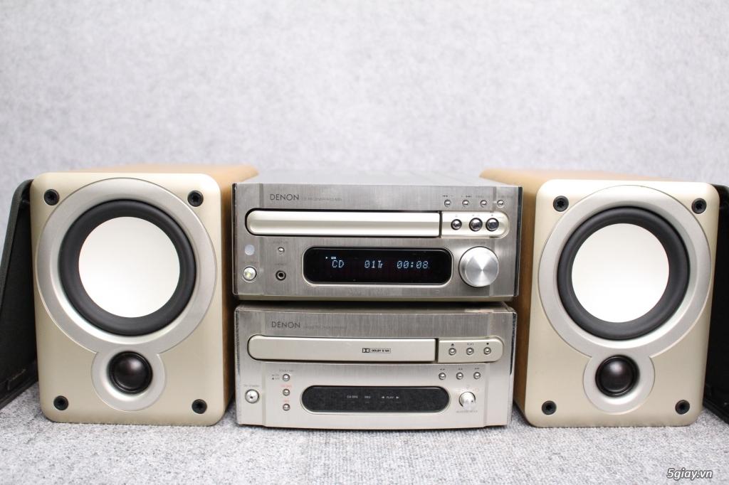 Máy nghe nhạc MINI Nhật đủ các hiệu: Denon, Onkyo, Pioneer, Sony, Sansui, Kenwood - 33