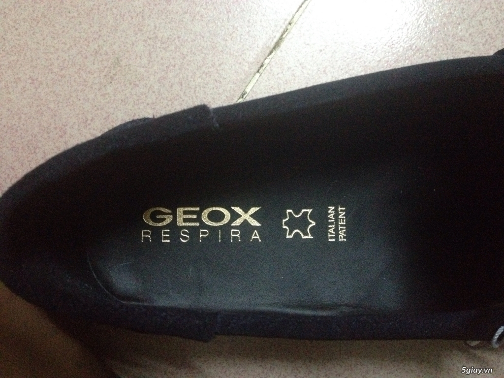 Giày GEOX GIONA Moccasins Made IN Italy Size 44 (fit 44,45) - 3