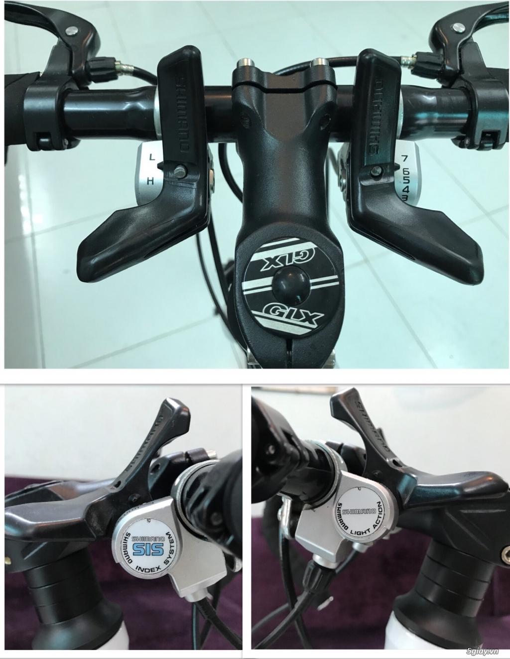 Xe đạp Galaxy RL 320 khung nhôm nhẹ, full group Shimano