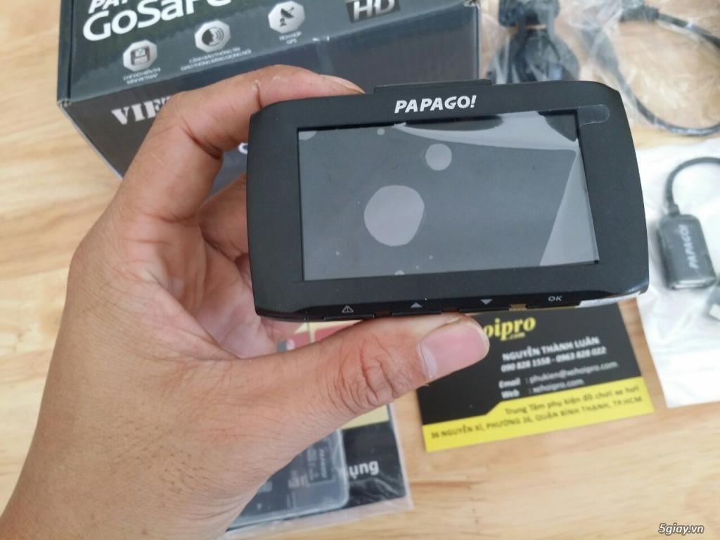 Camera hành trình Papago Gosafe 51G mới nhất - 2