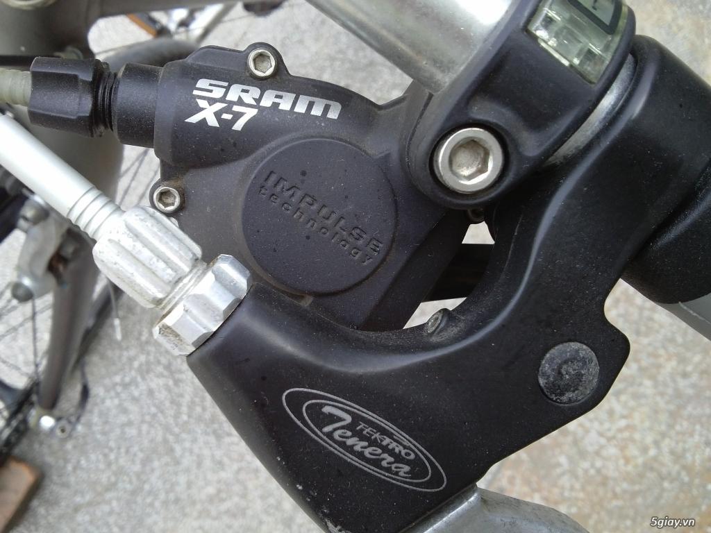 Cần bán: Touring Giant escape R2 càng cacbon màu xám lông chuột - 20