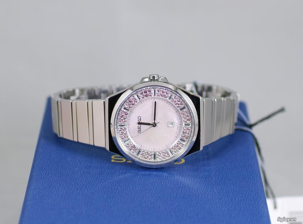 Đồng hồ nữ xách tay chính hãng Seiko,Bulova,Hamilton,MontBlanc,MK,.. - 37