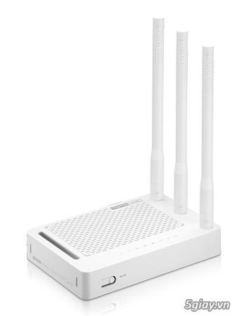 Totolink Router, Kích sóng, Switch tại miền bắc - 4