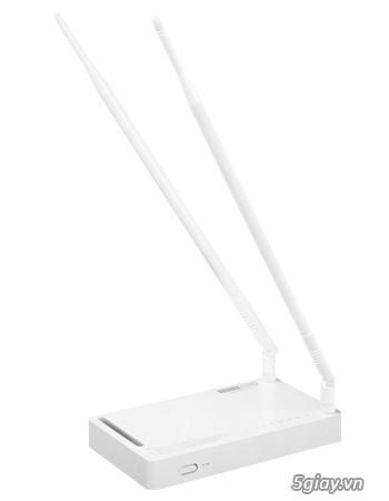 Totolink Router, Kích sóng, Switch tại miền bắc - 7