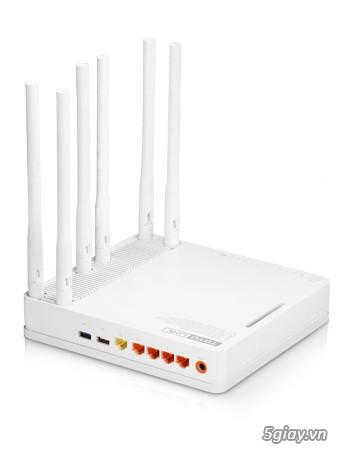Totolink Router, Kích sóng, Switch tại miền bắc - 10