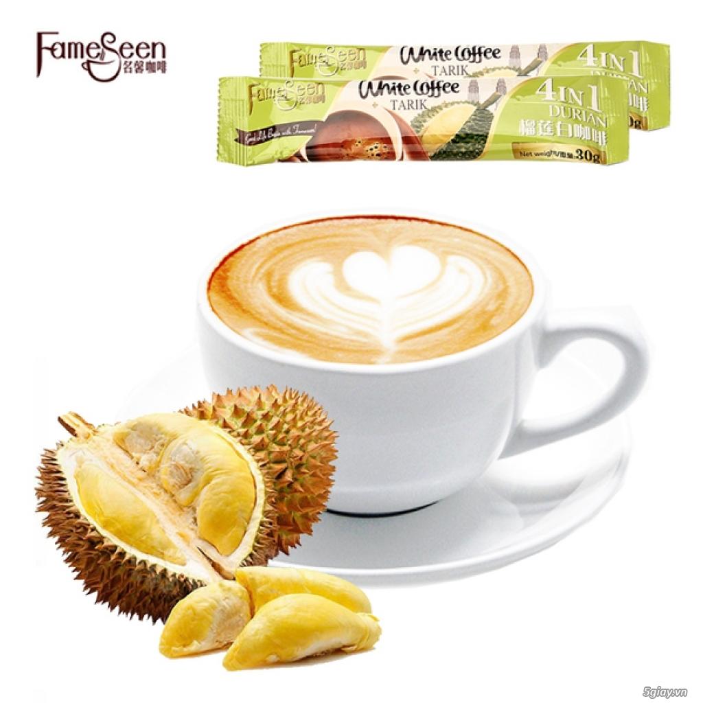 White Coffee Durian - Cà phê trắng sầu riêng 4in1 - 2