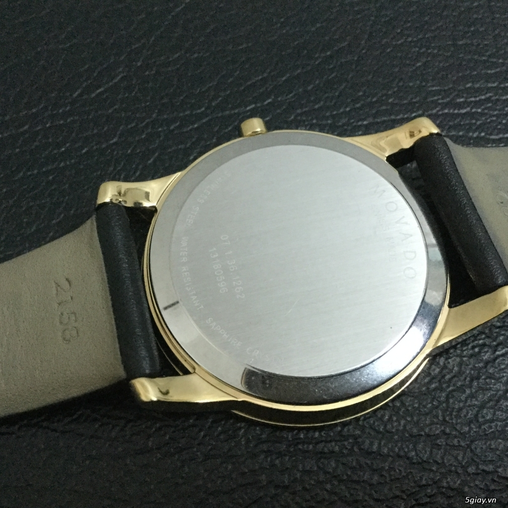 Đồng hồ chính hãng 2hand - 17