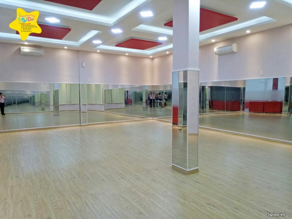Trung tâm SiĐô cho thuê phòng tập nhảy Q11
