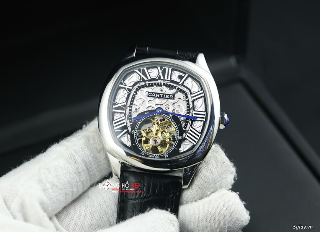 ::: Đồng hồ đẹp ::: chuyên đồng hồ TAGHEUER 1:1 hàng REPLICA ( nhiều mẫu nhất )