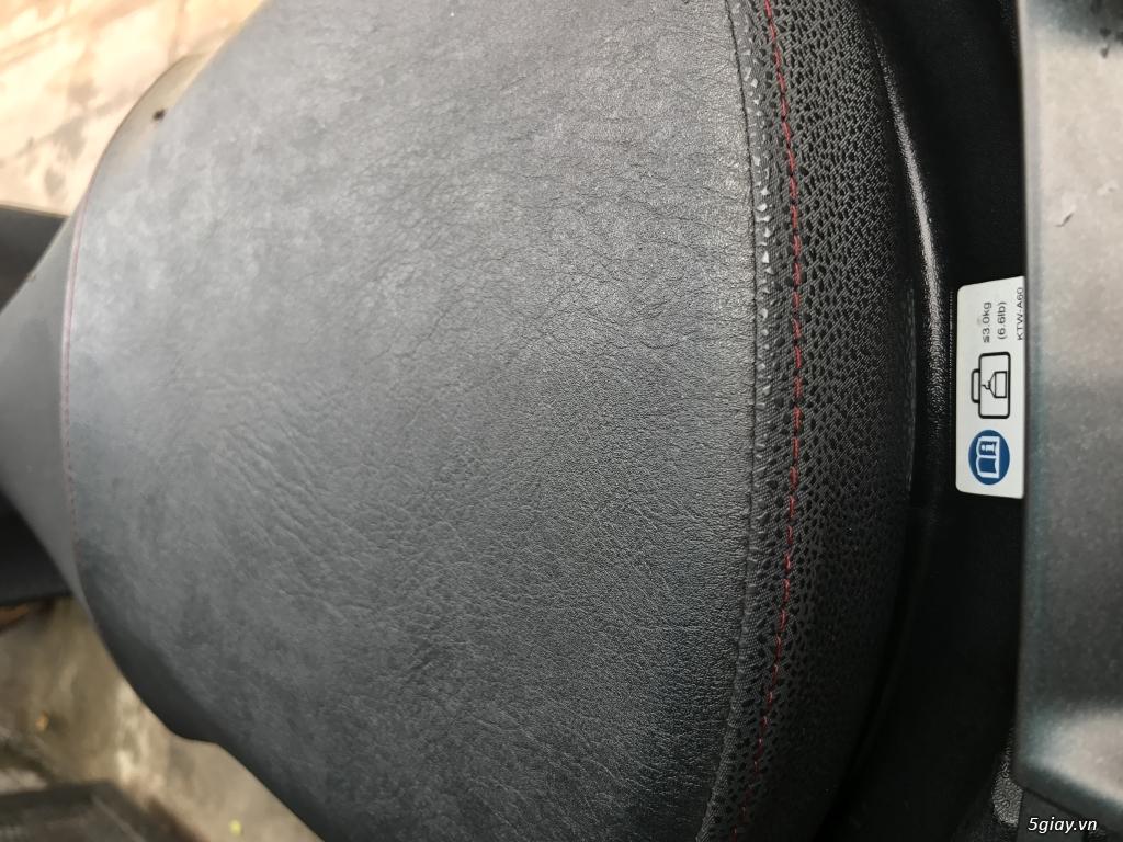 sh300i 2015 đen sporty bs cặp còn mùi thơm xe thùng - 4