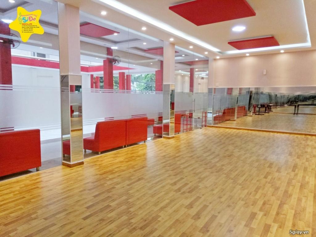 Trung tâm SiĐô cho thuê phòng tập nhảy Q11 - 3